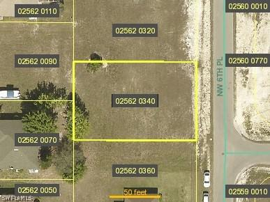 614 Nw 6th Place, Cape Coral, Fl 33993