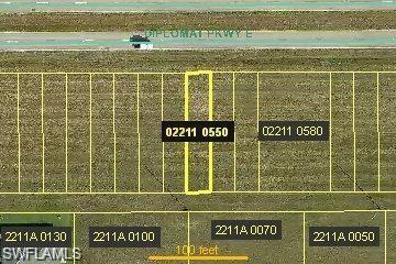 2052 Diplomat Parkway, Cape Coral, Fl 33909