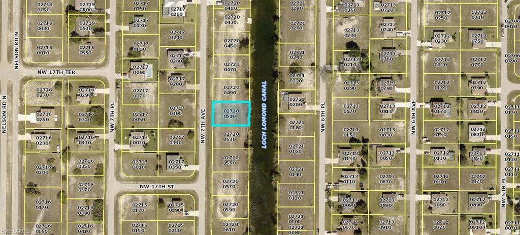 1711 Nw 7th Avenue, Cape Coral, Fl 33993