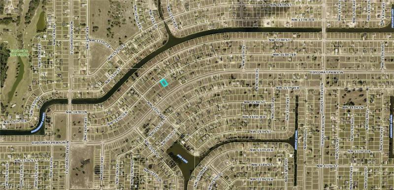 2036 Nw 16th Terrace, Cape Coral, Fl 33993