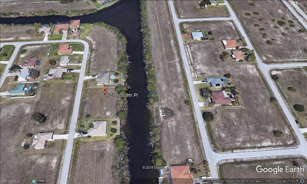 1721 Nw 9th Place, Cape Coral, Fl 33993