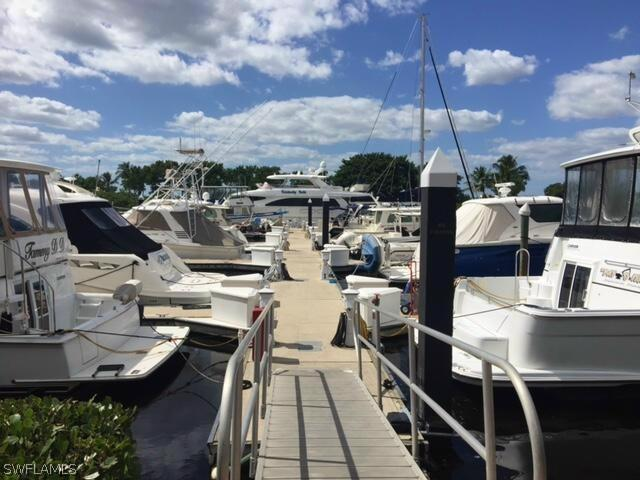 48 Ft Boat Slip At Gulf Harbour G 1 , Fort Myers, Fl 33908