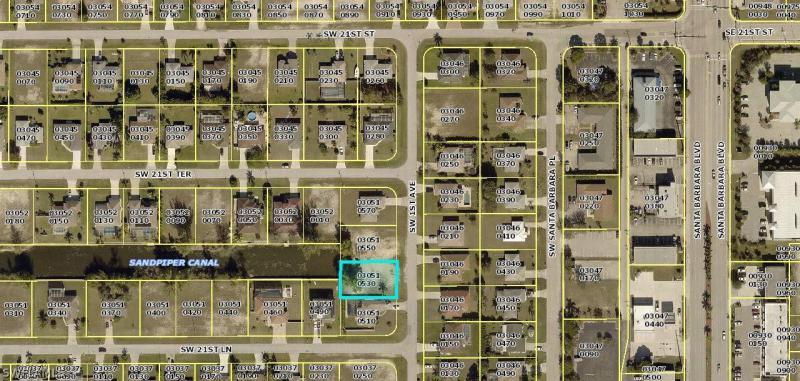 2124 Sw 1st Avenue, Cape Coral, Fl 33991