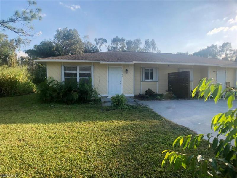 For Sale in PINE TREE ESTATES NORTH FORT MYERS FL