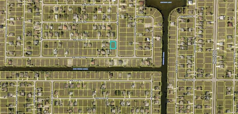 1016 Nw 14th Street, Cape Coral, Fl 33993