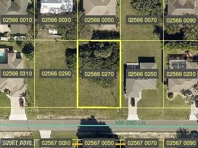 703 Nw 2nd Lane, Cape Coral, Fl 33993