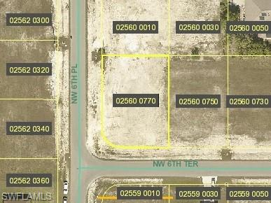 611 Nw 6th Terrace, Cape Coral, Fl 33993