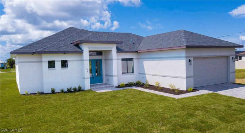 1630 Nw 42nd Place, Cape Coral, Fl 33993