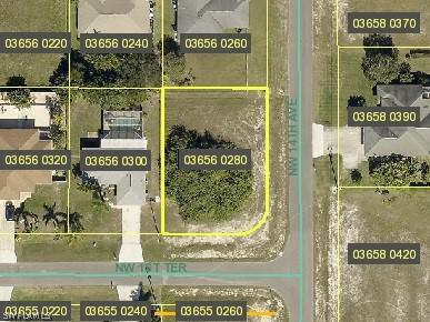 1401 Nw 1st Terrace, Cape Coral, Fl 33993