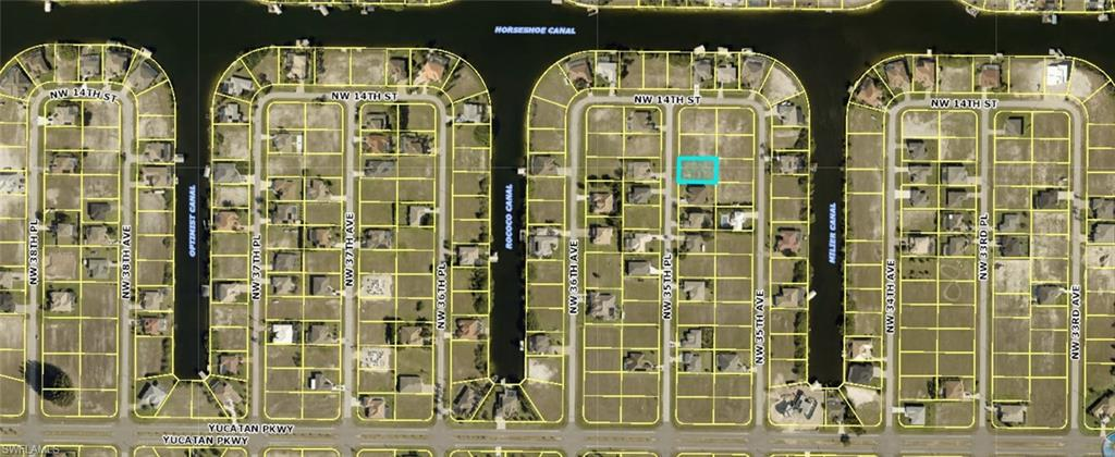 1241 Nw 35th Place, Cape Coral, Fl 33993