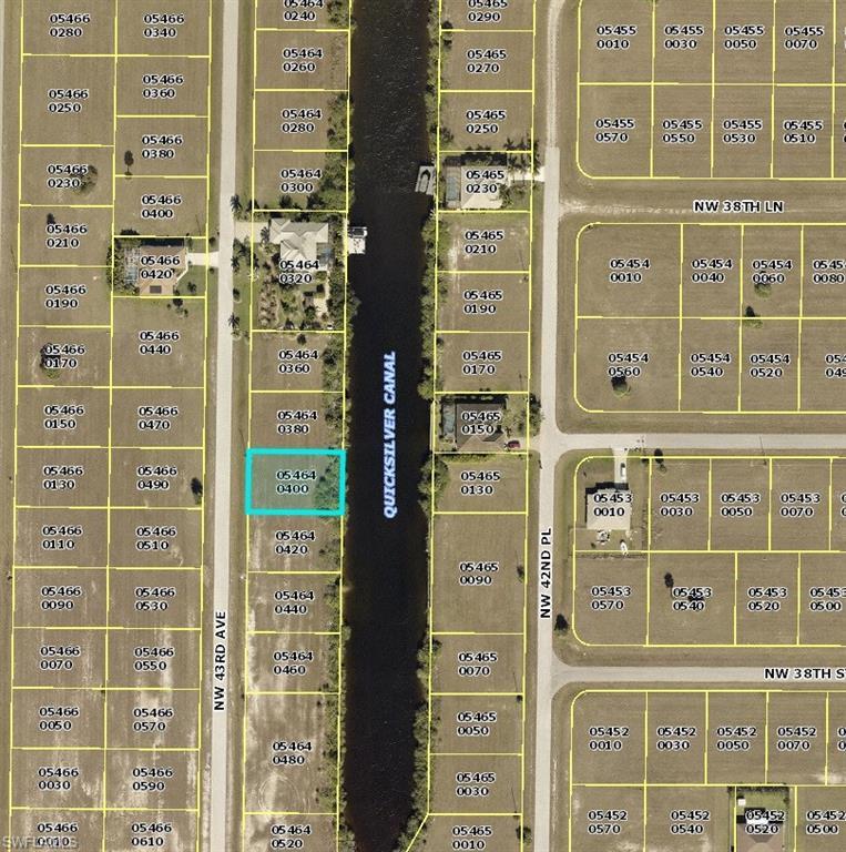 3809 Nw 43rd Avenue, Cape Coral, Fl 33993