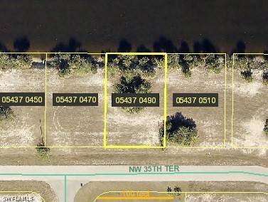4411 Nw 35th Terrace, Cape Coral, Fl 33993
