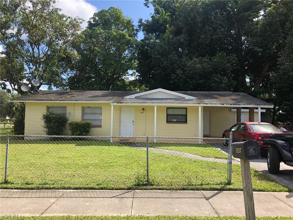 For Sale in EVANS ADDITION FORT MYERS FL