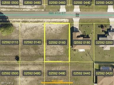 428 Nw 4th Street, Cape Coral, Fl 33993