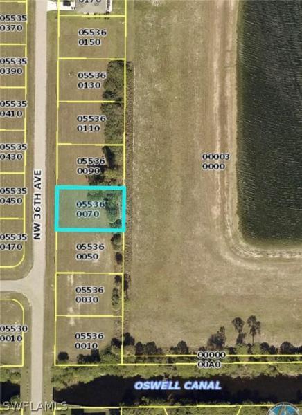 4021 Nw 36th Avenue, Cape Coral, Fl 33993