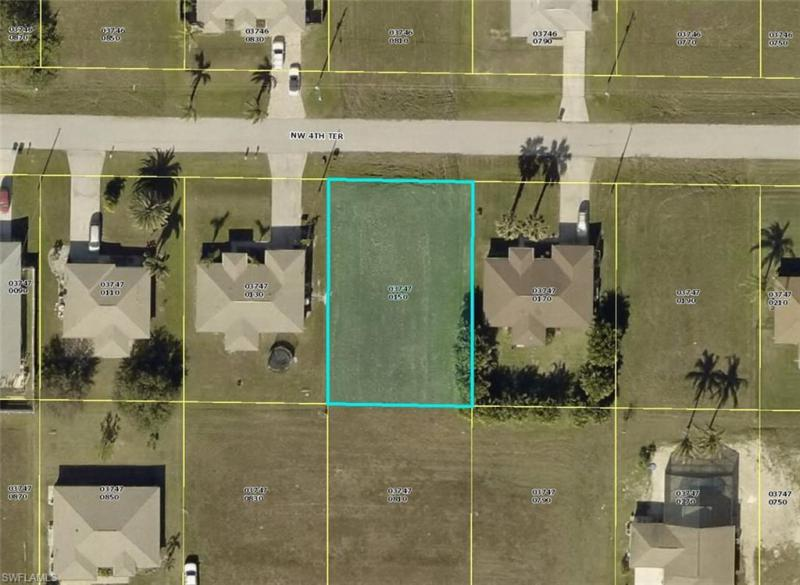 2216 Nw 4th Terrace, Cape Coral, Fl 33993