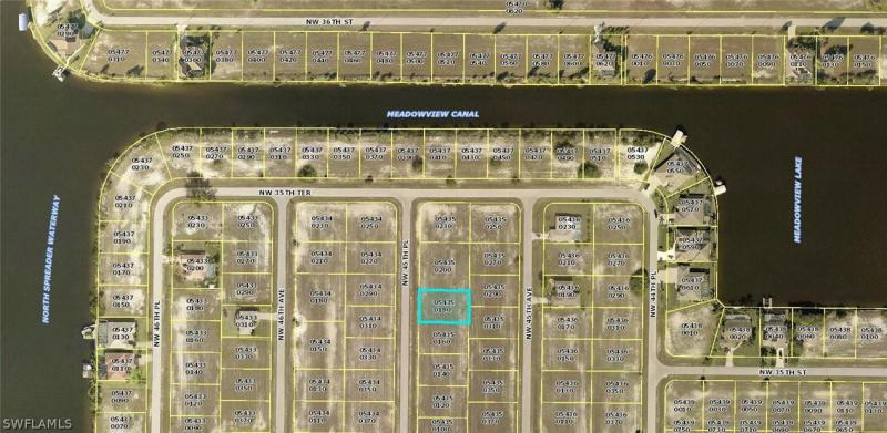 3507 Nw 45th Place, Cape Coral, Fl 33993