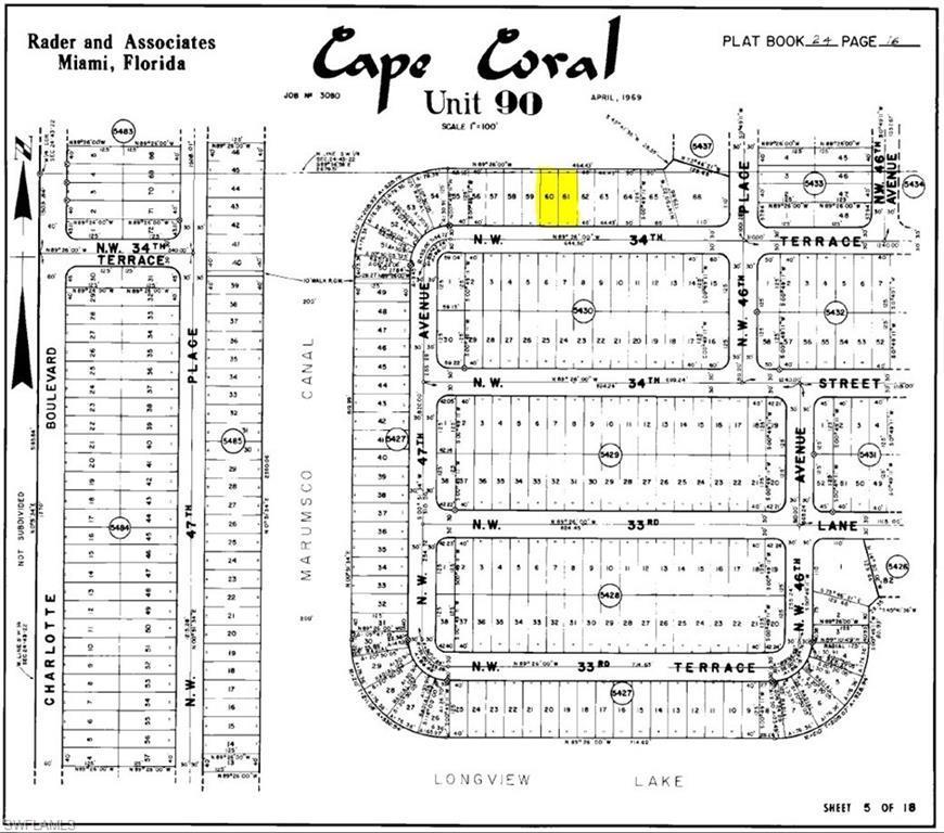 4635 Nw 34th Terrace, Cape Coral, Fl 33993