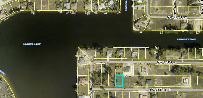 4231 Nw 25th Terrace, Cape Coral, Fl 33993