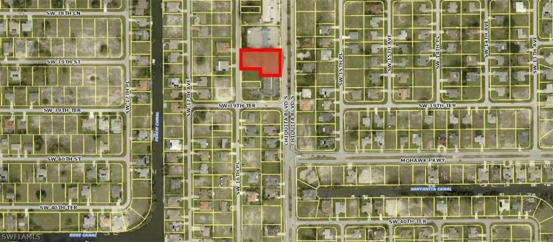 3834 Chiquita Boulevard, Cape Coral, Fl 33914