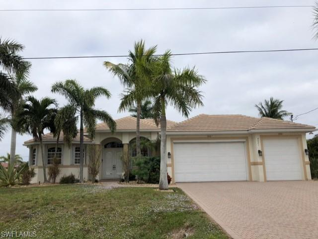 4017 Nw 11th Terrace, Cape Coral, Fl 33993