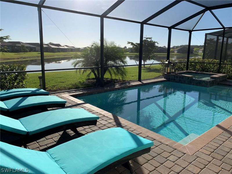 For Sale in PRATO AT PELICAN PRESERVE Fort Myers FL