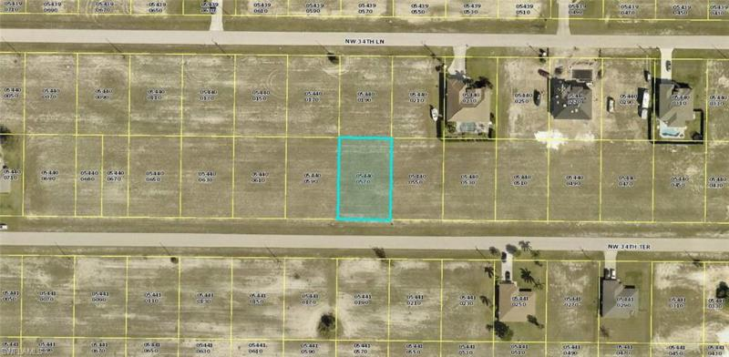 4237 Nw 34th Terrace, Cape Coral, Fl 33993