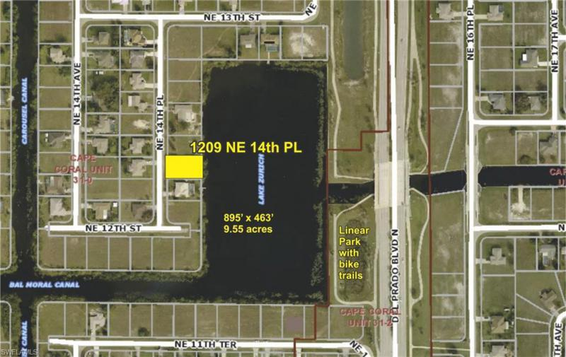 1209 Ne 14th Place, Cape Coral, Fl 33909