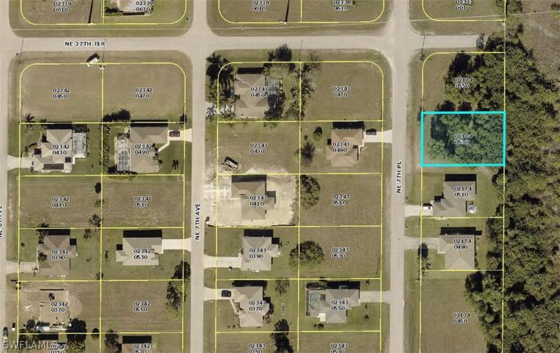 2707 Ne 7th Place, Cape Coral, Fl 33909