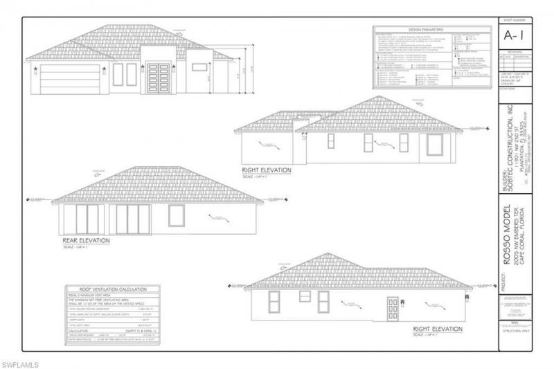 2005 Nw Embers Terrace, Cape Coral, Fl 33993