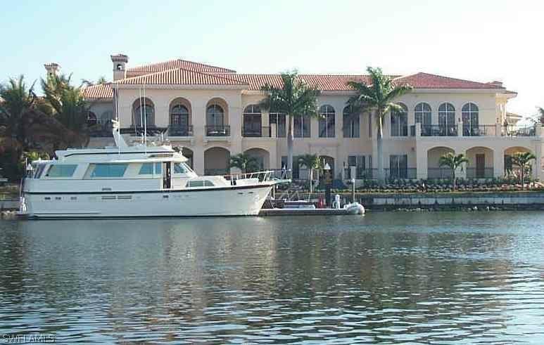 48 Ft Boat Slip At Gulf Harbour G 04 , Fort Myers, Fl 33908