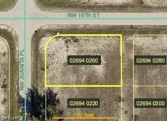 1729 Nw Juanita Place, Cape Coral, Fl 33993