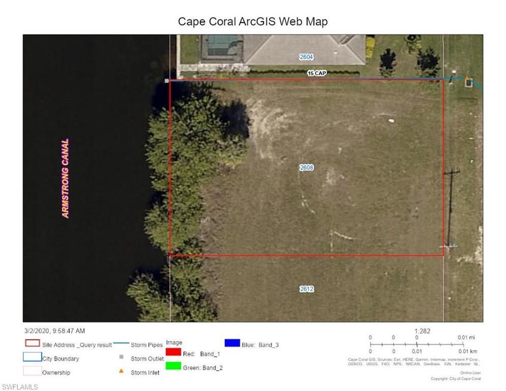 2608 Sw 20th Avenue, Cape Coral, Fl 33914
