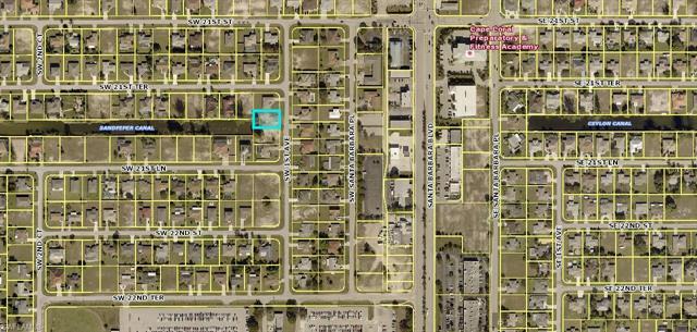 2120 Sw 1st Avenue, Cape Coral, Fl 33991