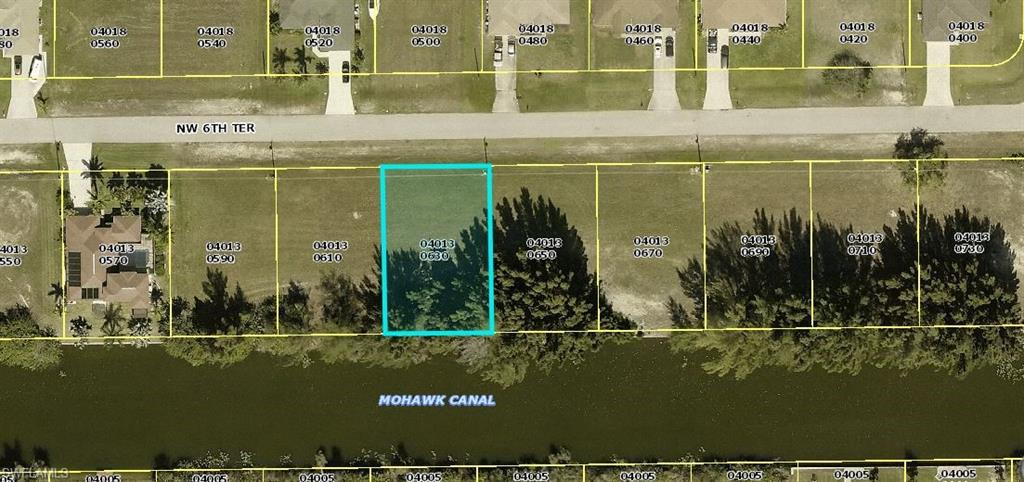 2822 Nw 6th Terrace, Cape Coral, Fl 33993