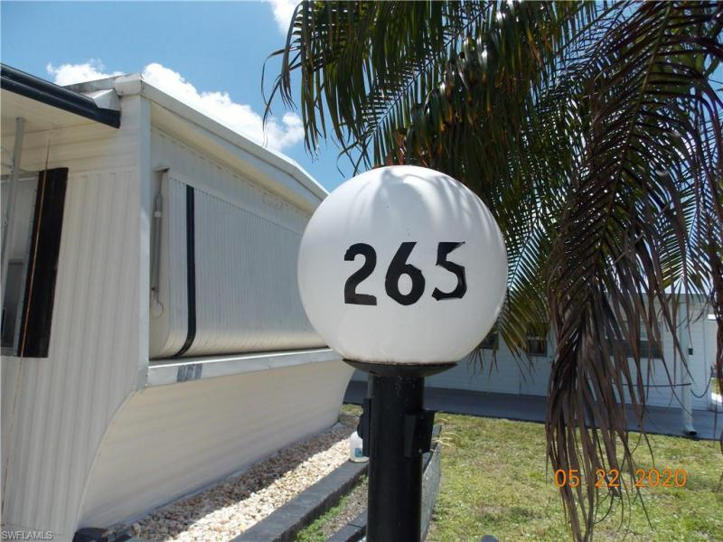 5558 Palm Beach Boulevard #265, Fort Myers, Fl 33905