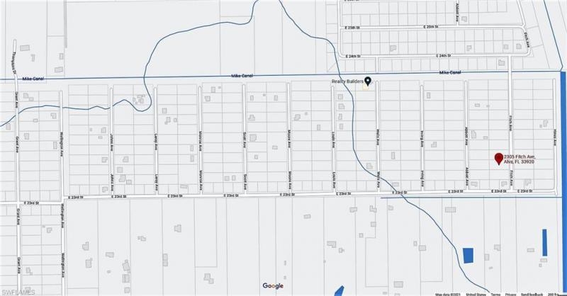 2305 Fitch Avenue, Alva, Fl 33920