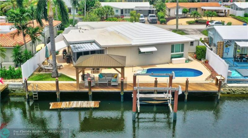 First Photo for Home For Sale at 2424 NE 18th Ave Wilton Manors, FL. 33305