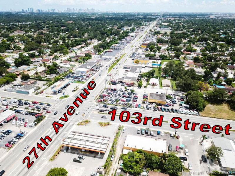 Commercial real estate in Miami