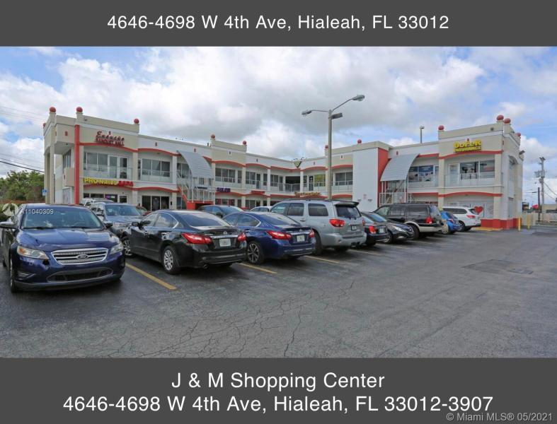 Commercial real estate in Hialeah