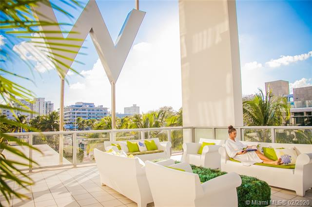 Photos for unit 915/913 at W SOUTH BEACH HOTEL
