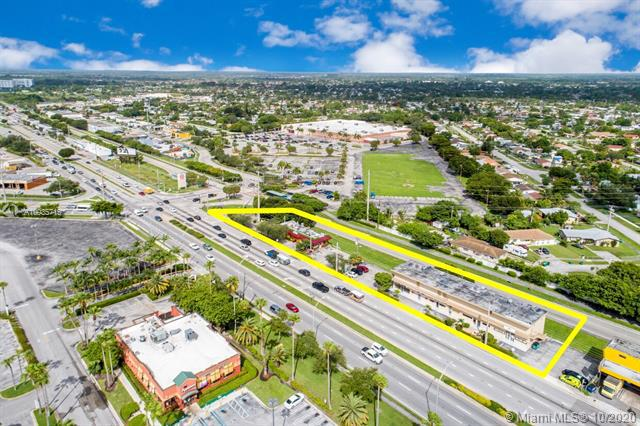 Commercial real estate in Cutler Bay