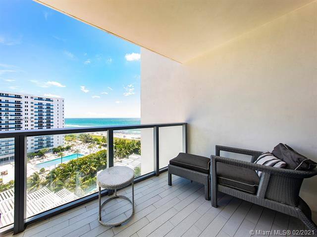 Photos for unit 1113 at 2201 COLLINS AVE CONDO