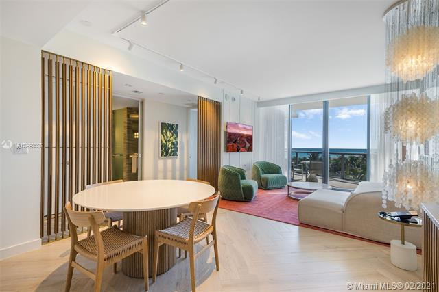 Photos for unit 612-614 at 2201 COLLINS AVE CONDO