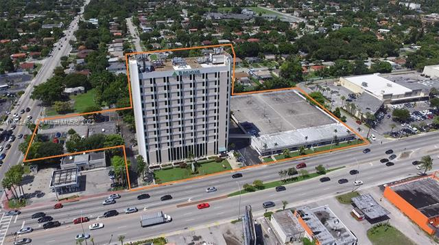 Commercial real estate in North Miami Beach