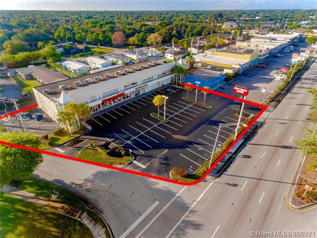Commercial real estate in Palmetto Bay