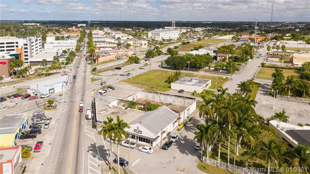 Commercial real estate in Homestead